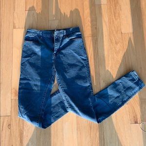 BDG Straight leg blue jeans